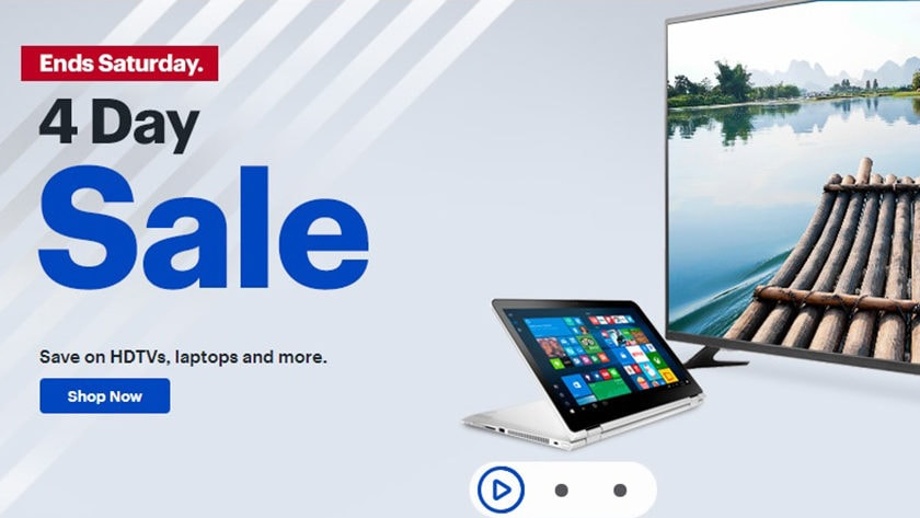 Best Buy 4-day sale has crazy deals on all manners of tech, ends Saturday
