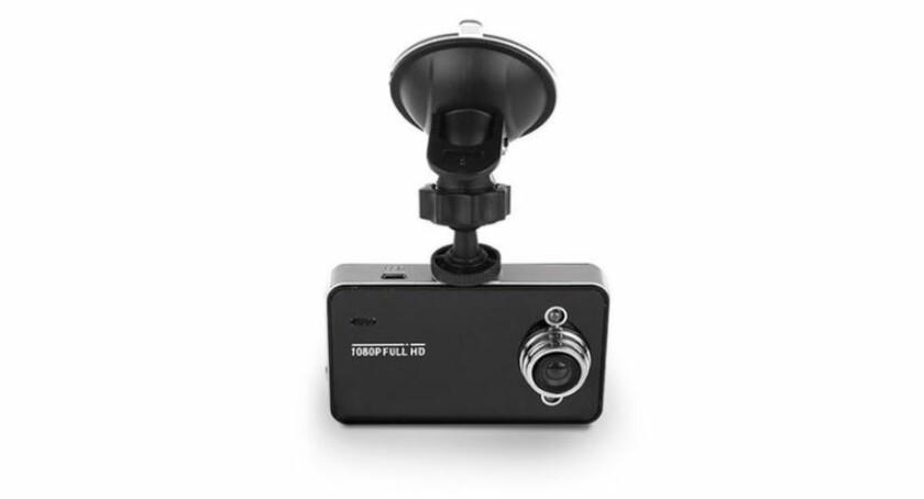 Black Box HD Car Dashcam