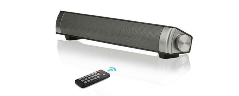 NevaTech Bluetooth Soundbar Wide