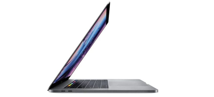 Apple MacBook Pro with Touch Bar 15.4inch Space Gray