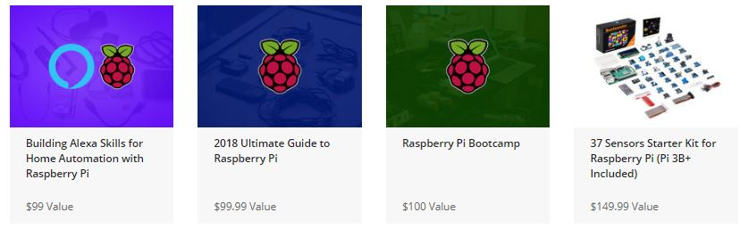 Raspberry Pi 3B Plus Starter Kit