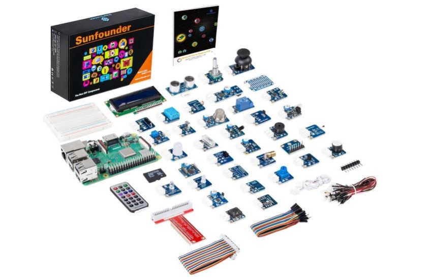 Lowest price ever on the Raspberry Pi 3B+ Starter Kit Bundle