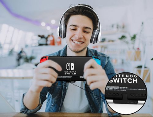 Price drop! Nintendo Switch Adapter just $34 (this weekend only)