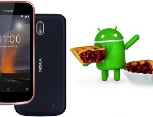 Nokia finishes serving Pie with low-end Nokia 1