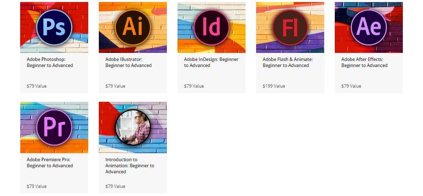 Complete Adobe CC Training