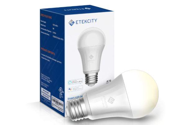 Father's Day Etekcity LED Wi-Fi Smart Light Bulb