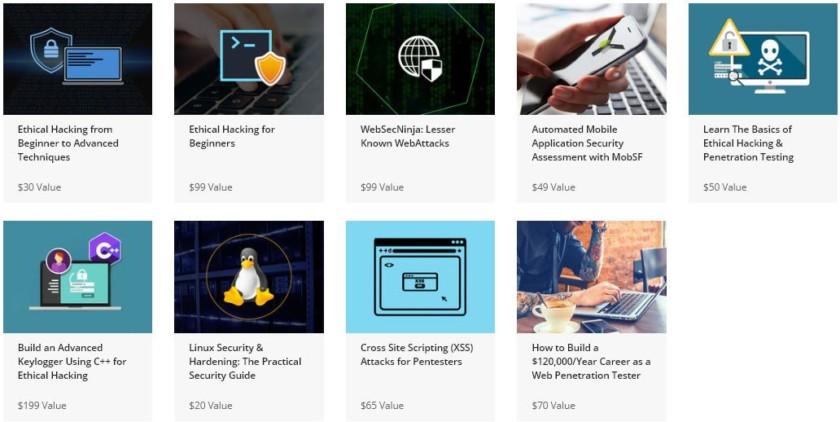 Best deals the Ethical Hacker Bonus Bundle