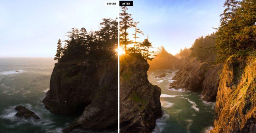 Luminar 3 Photo Editor Example