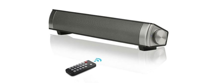 NevaTech Bluetooth Soundbar Wide
