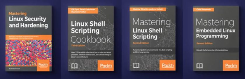 Pay What You Want The Complete Linux eBook Bundle