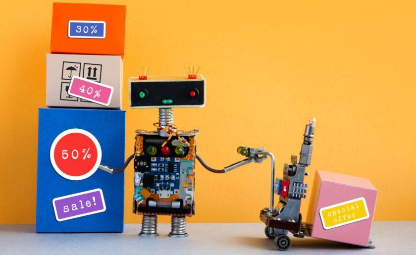 Robot Sale Savings