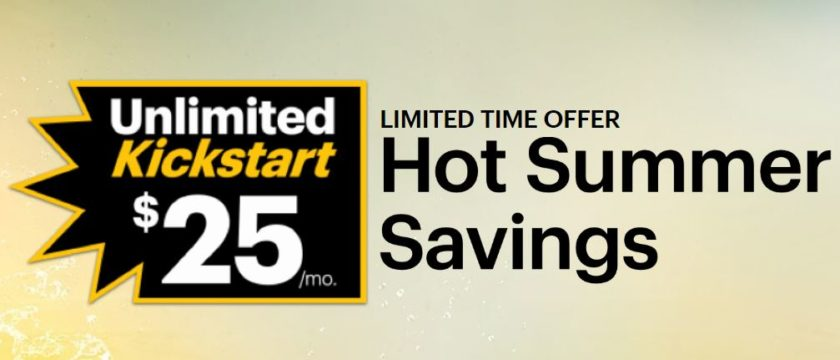 Plan Picks: The Unlimited Kickstart Plan from Sprint is just $25/month