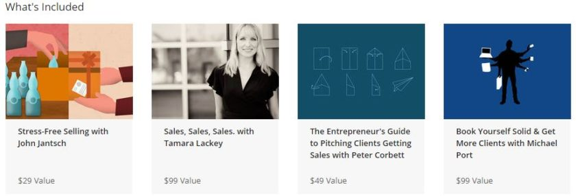 The Ultimate Sales Mastery Bundle