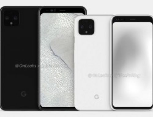 Latest Google Pixel 4 renders hint towards the inclusion of new sensors, no notch