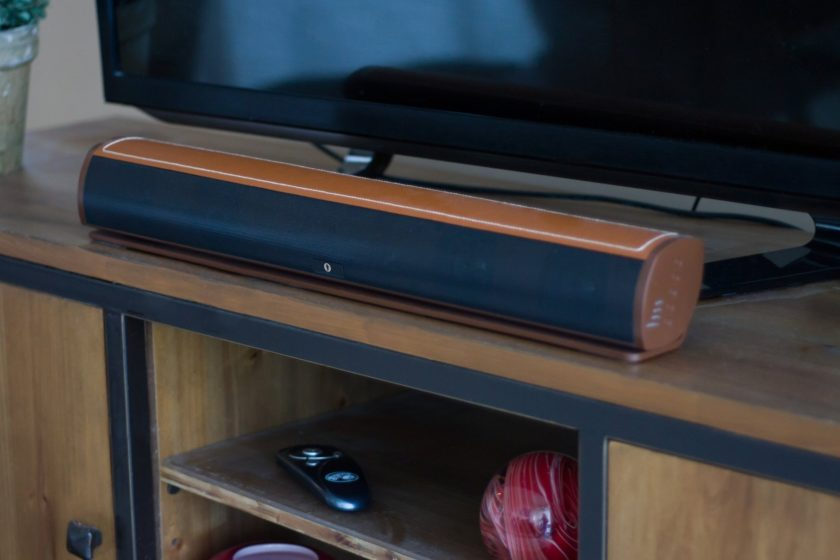 Freshebar Leather Soundbar Audio Deals