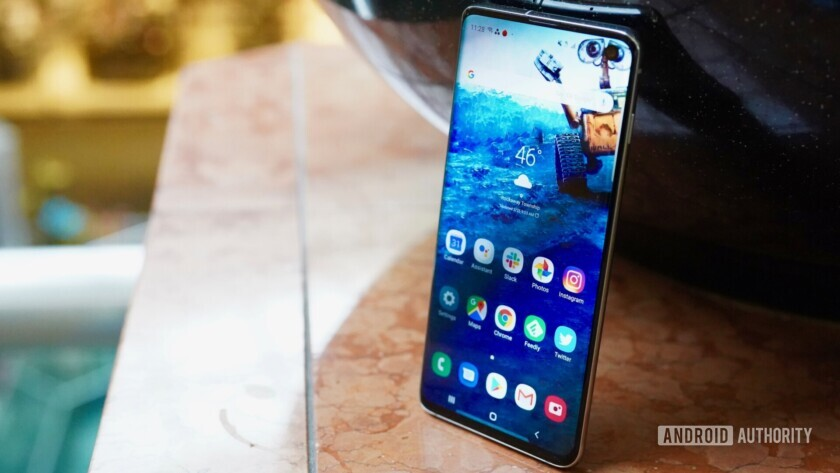 Samsung Galaxy S10 from Sprint
