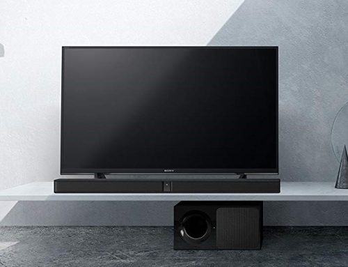 The Sony slim soundbar system with subwoofer is now as low as $128
