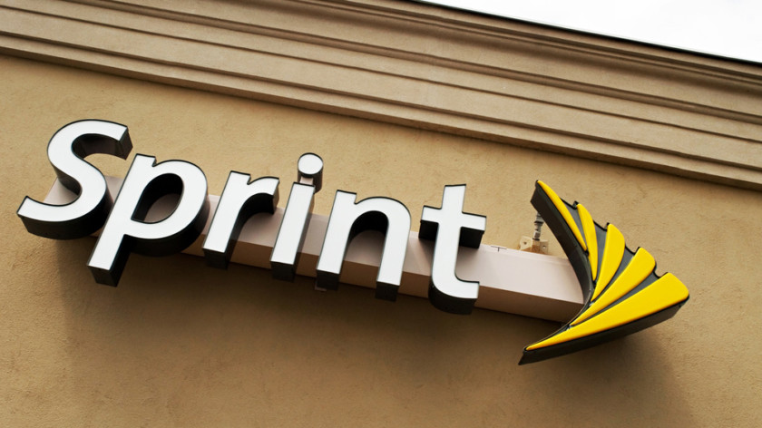 Sprint Logo Galaxy S9 Flex Lease