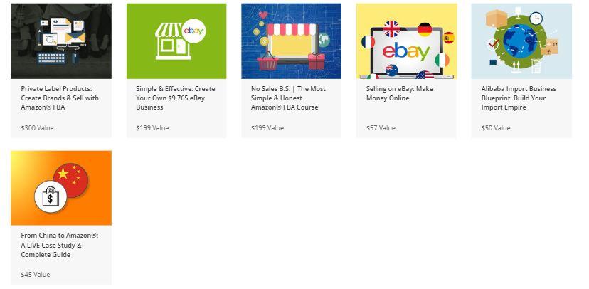 The Internet Marketplace Entrepreneur Bundle