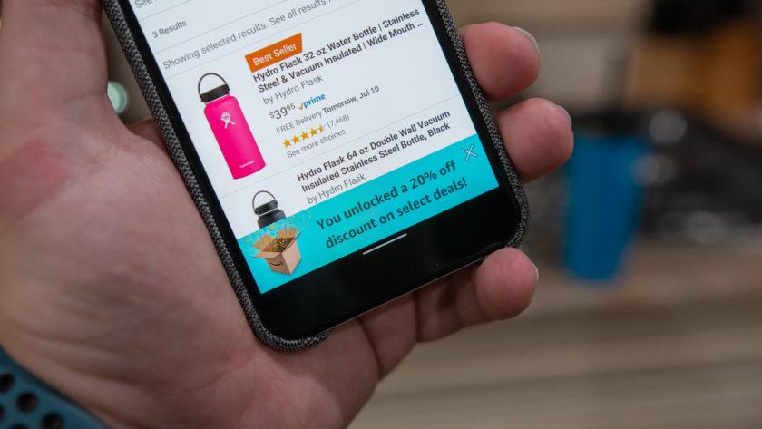 Amazon App Camera Prime Day Deal