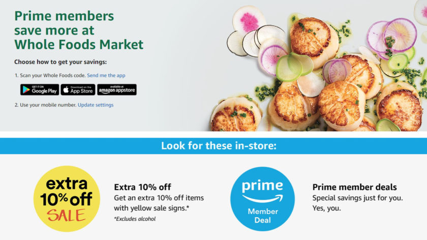 Whole Foods Market App Ad