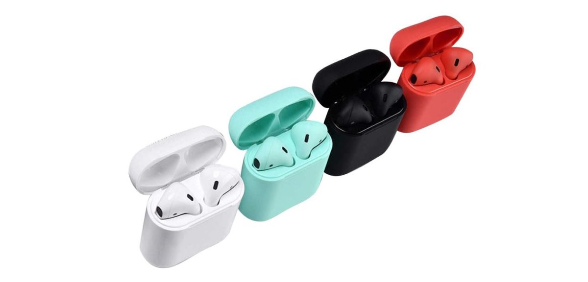 Airybuds i12 True Wireless Earbuds Colors
