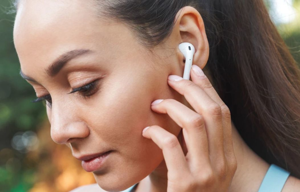 Airybuds i12 True Wireless Earbuds Header