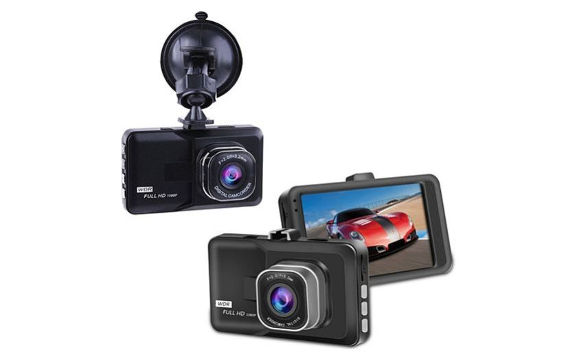 Black Box Dashcam