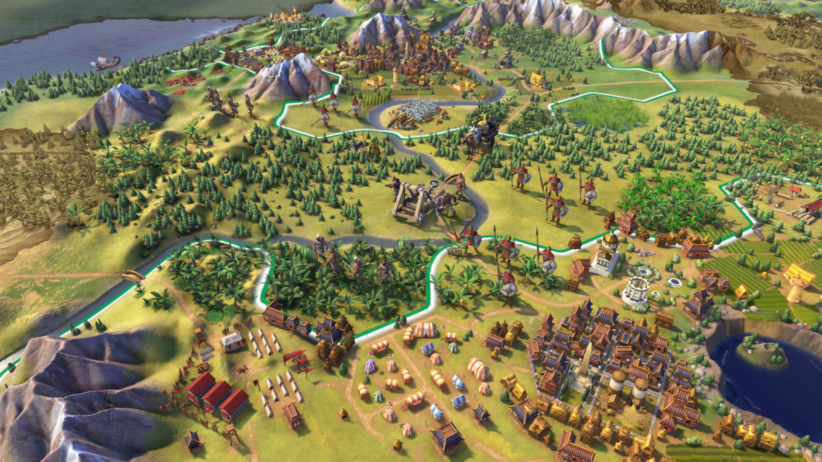 Civilization VI Gold Edition