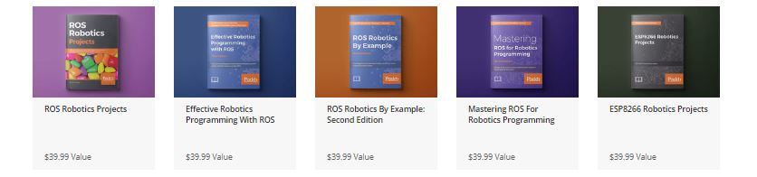 Complete Robotics eBook Bundle