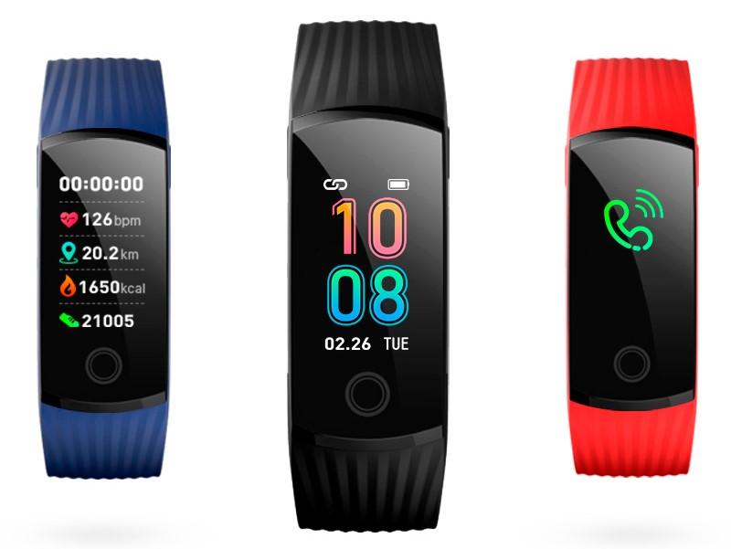 Genius Fit Watch Colors