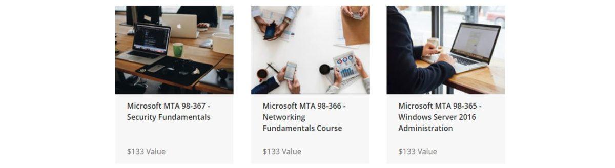 Microsoft Certifications Mastery Bundle