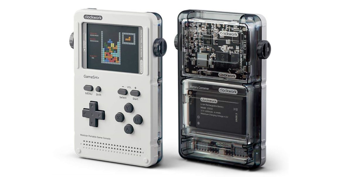 GameShell Portable Gaming Console