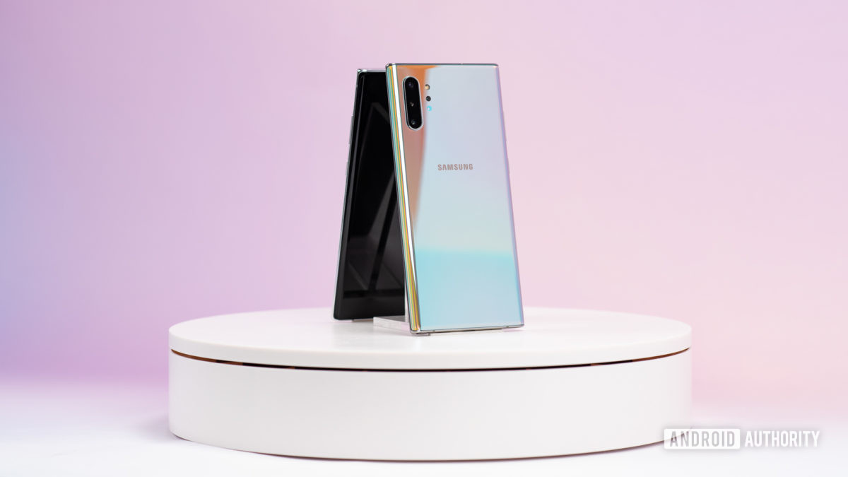 Samsung Galaxy Note 10 Plus Aura Glow AT&T Deals