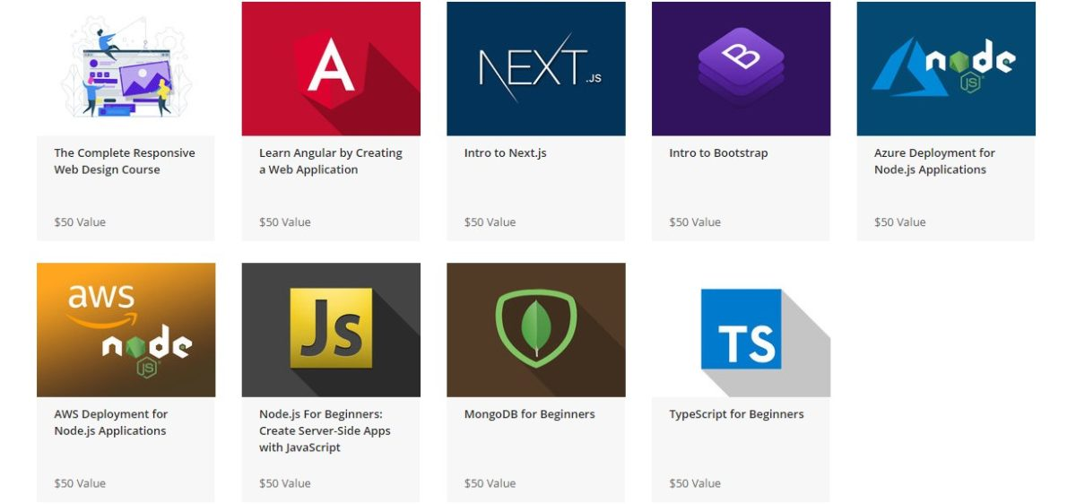 The Beginners Full=Stack Engineer Certification Bundle Courses