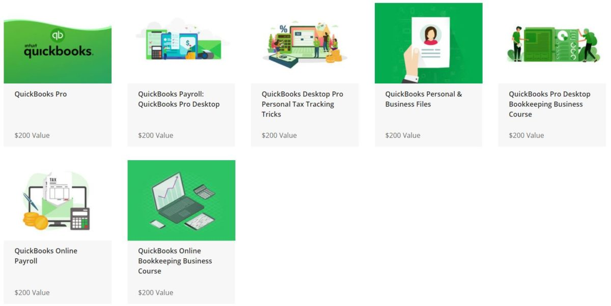 The Complete QuickBooks Accounting Guru Bundle