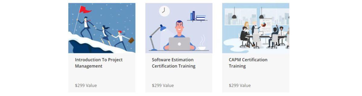 The Project Management Certification Training Bundle