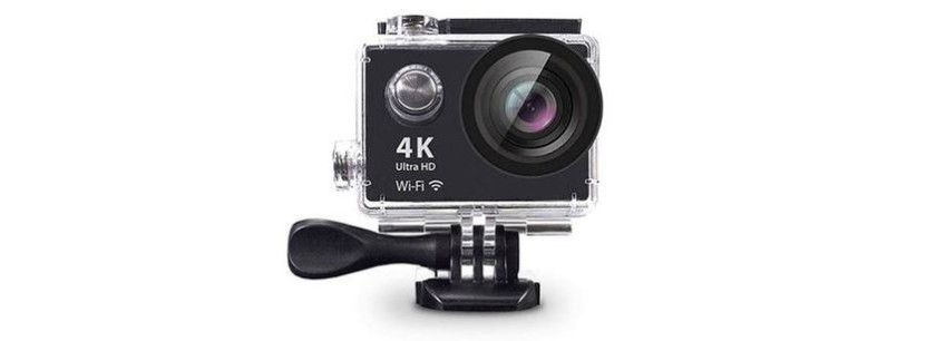 Pass on the GoPro: The 4K XtremePro Action Cam is only $49.99