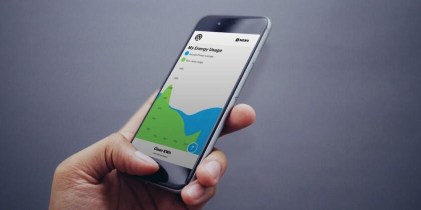 Arcadia Power Smartphone