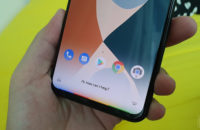 Google Pixel 4 XL running the new Google Assistant