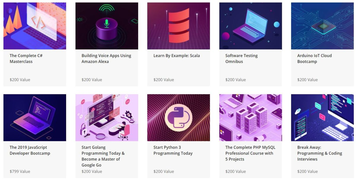 The Complete Computer Science Masterclass Bundle