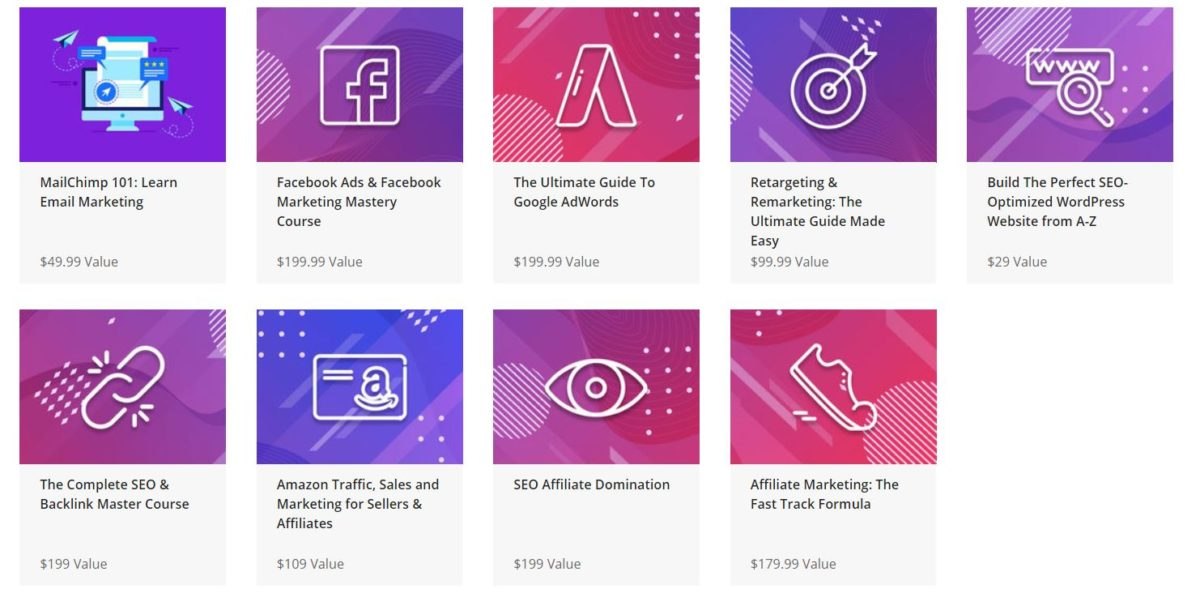 The Complete Digital Marketing Super Bundle