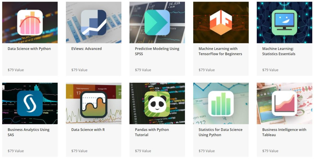 The Data Science for Business Mastery Bundle