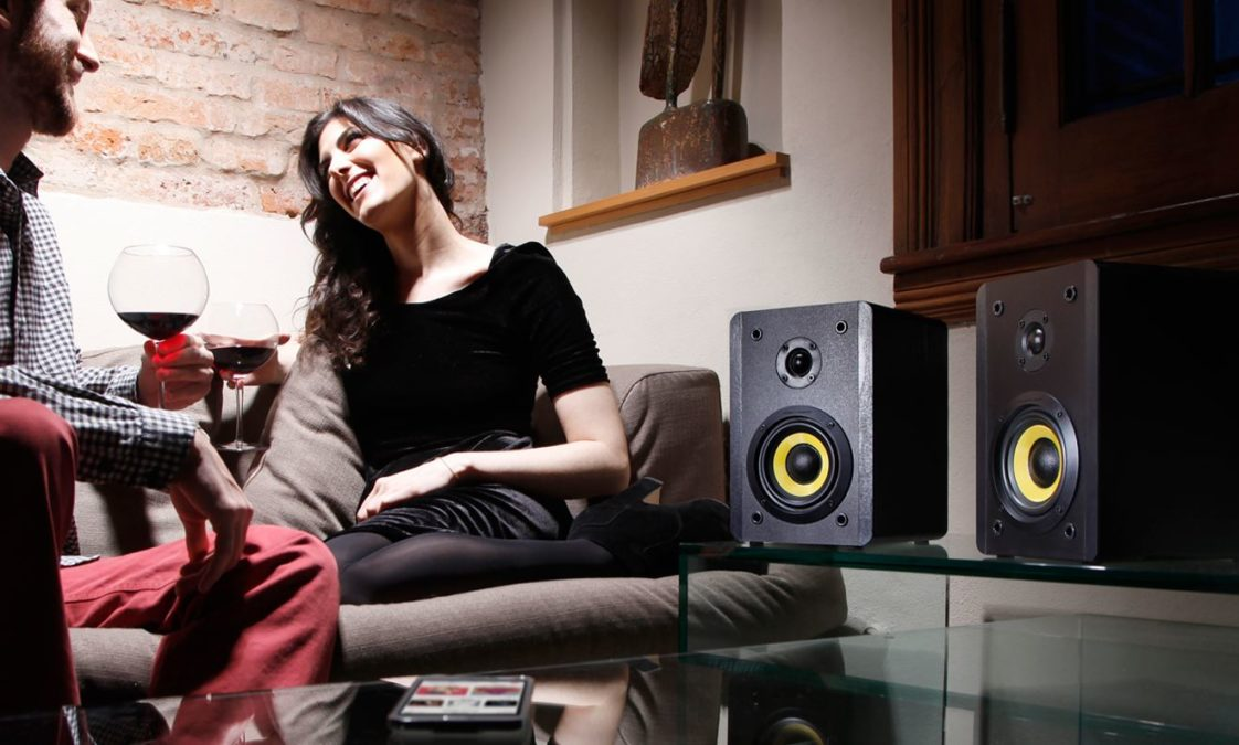 Thonet and Vander Vertrag Bluetooth Speakers