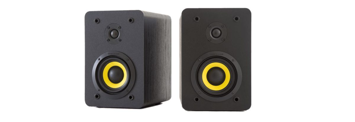 Thonet and Vander Vertrag Bluetooth Speakers Wide
