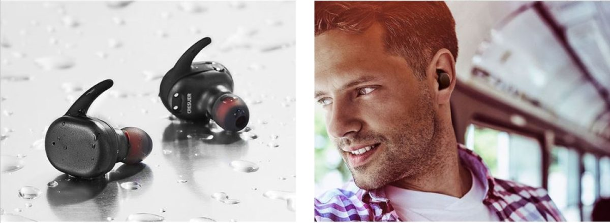 Price Drop! Pick up Cresuer Touchwave Earbuds for under $30