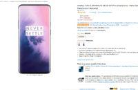 One Plus 7 Pro Amazon UK Black Friday deal