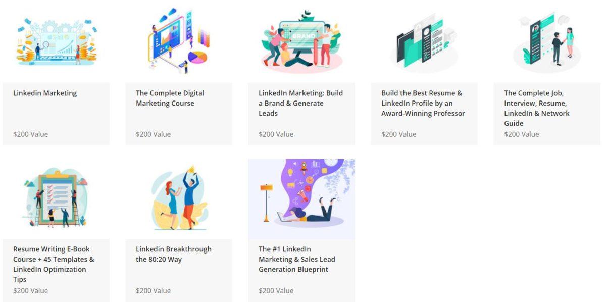 The Complete LinkedIn Marketing and Sales Bundle