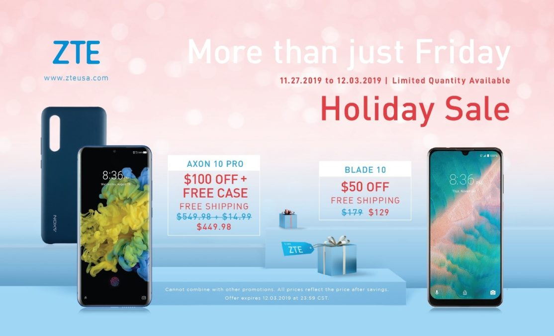 zte black friday
