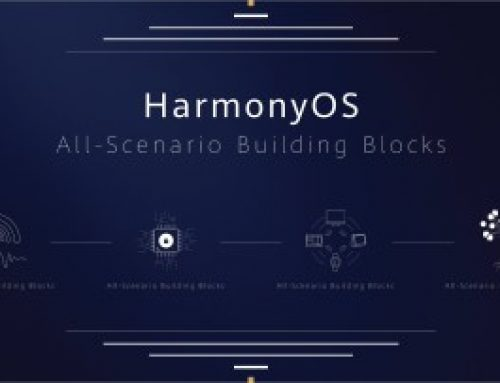 Huawei announces that more devices will get HarmonyOS in 2020